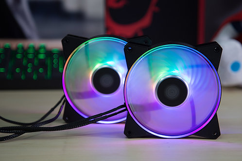 Cooler Master MF120R aRGB fan kit