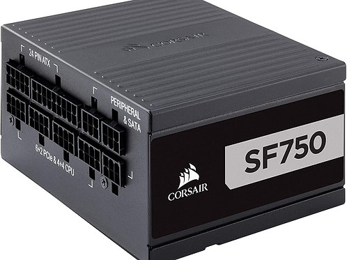 Corsair SF750 80+ Platinum 750W Fully modular SFX powersupply