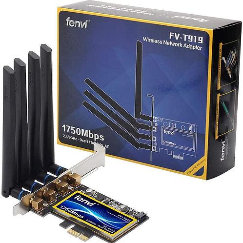 Fenvi T-919 for macOS PCIe Wifi Card