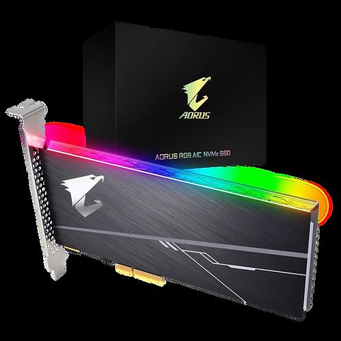 AORUS RGB AIC NVMe SSD 512GB