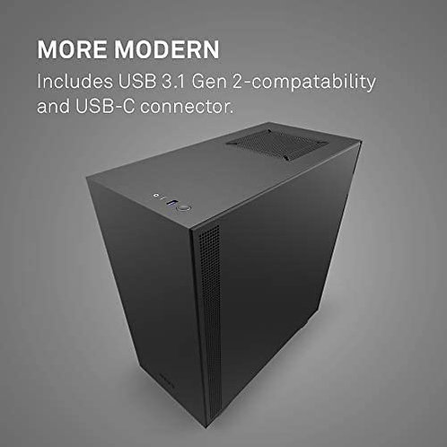 NZXT H510 Gaming Case