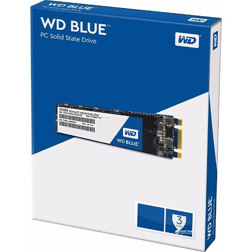 WD blue 250gb m.2 SSD