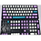 Thumbnail: 108 Keys PBT Purple-White-Cyan keycaps