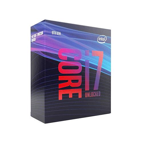 Intel® Core™ i7 9700KF 8 Cores Processor LGA1151 95W Unlocked (BB)