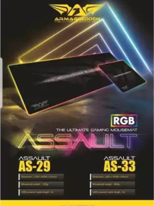 Armaggeddon AS-33 RGB Gaming Mouse