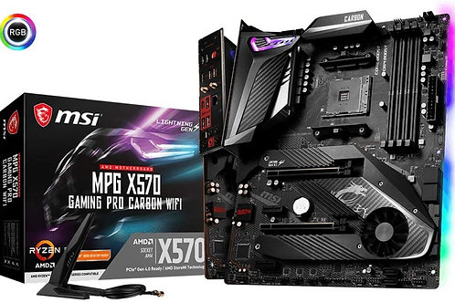 MSI X570 MPG Gaming Pro Carbon Wifi