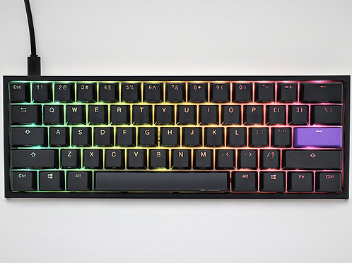 Ducky One 2 Mini RGB Black ( Cherry MX Brown )
