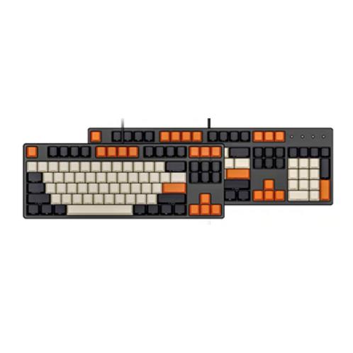 108 Keys Big Carbon 3 Colors PBT keycaps
