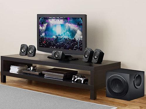 Logitech Z906 THX certified 1000W speaker system