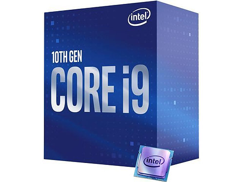 Intel Core i9 10900 ( 10 Cores , 20 Threads Base 2.80 GHz Max Turbo 5.2 GHz )