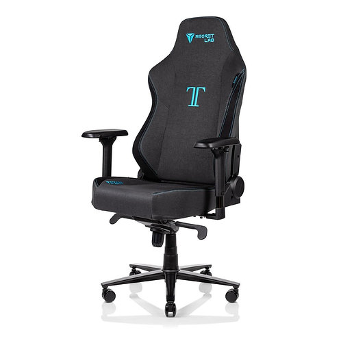 Secretlab TITAN ( Charcoal Blue SoftWeave® Fabric )