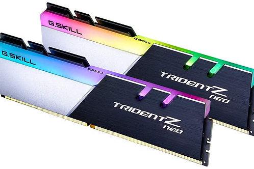 GSkill Trident Z Neo DDR4-3200MHz CL16-18-18-38 1.35V 32GB (2x16GB)