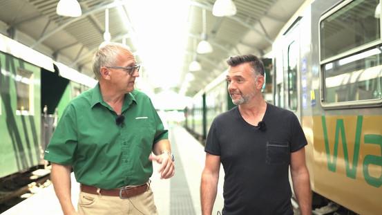 W4 Urlaub - Waldviertelbahn