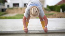 Bz Bau - Bodenplatte betonieren