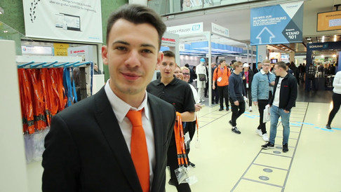 Bell Equip bei der Smart Messe Linz 2019