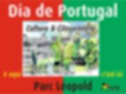Dia de Portugal, Culture & Citoyenneté, Parc Léopold