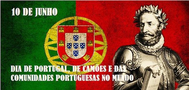 Dia de Portugal, de Camões e das comnidads Portuguesas