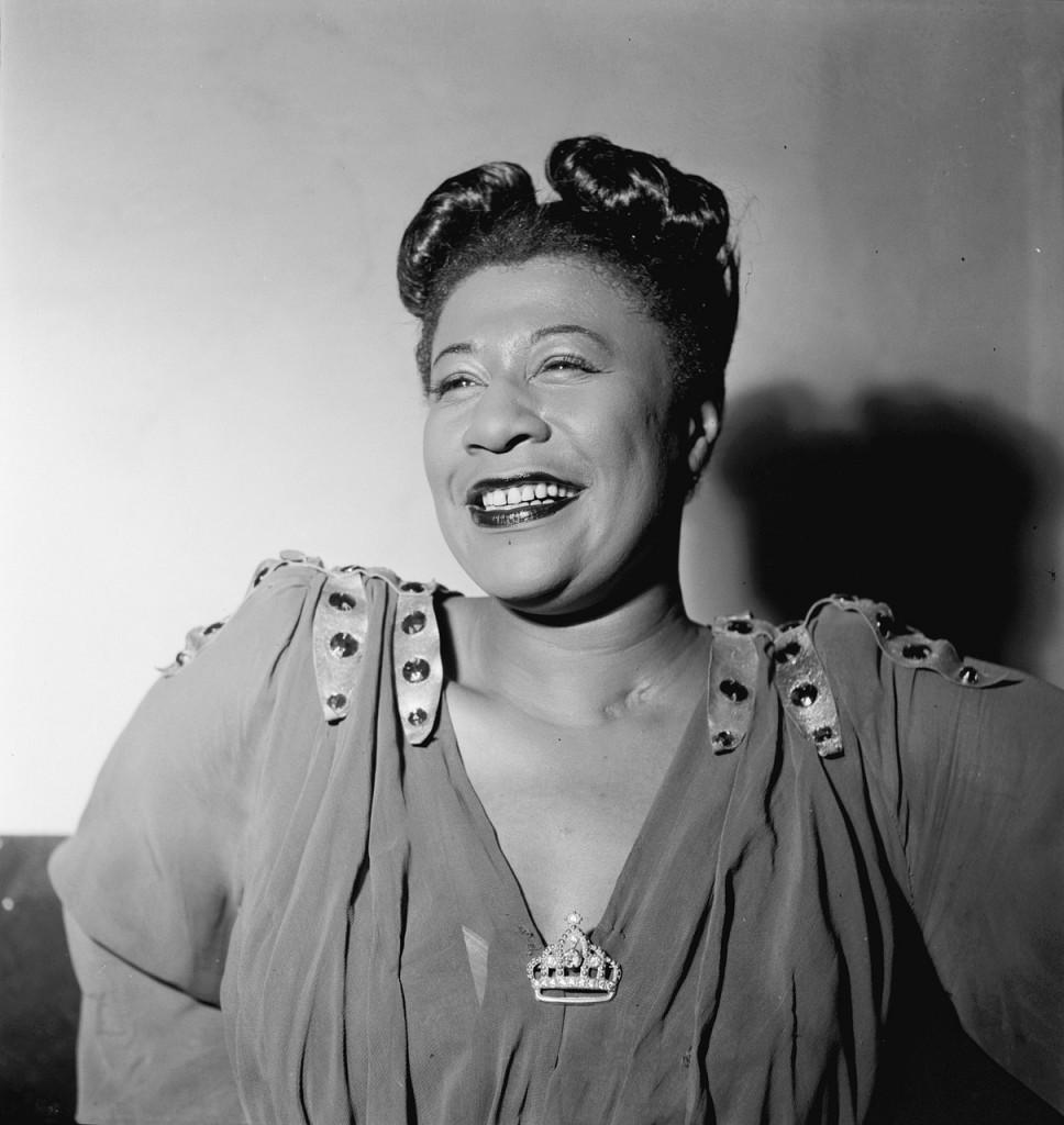 Ella Fitzgerald es sin duda alguna uno de los nombres mayúsculos de la música jazz, y todo un referente para Marcos Heredia