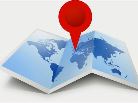 Aplicaciones de geolocalización