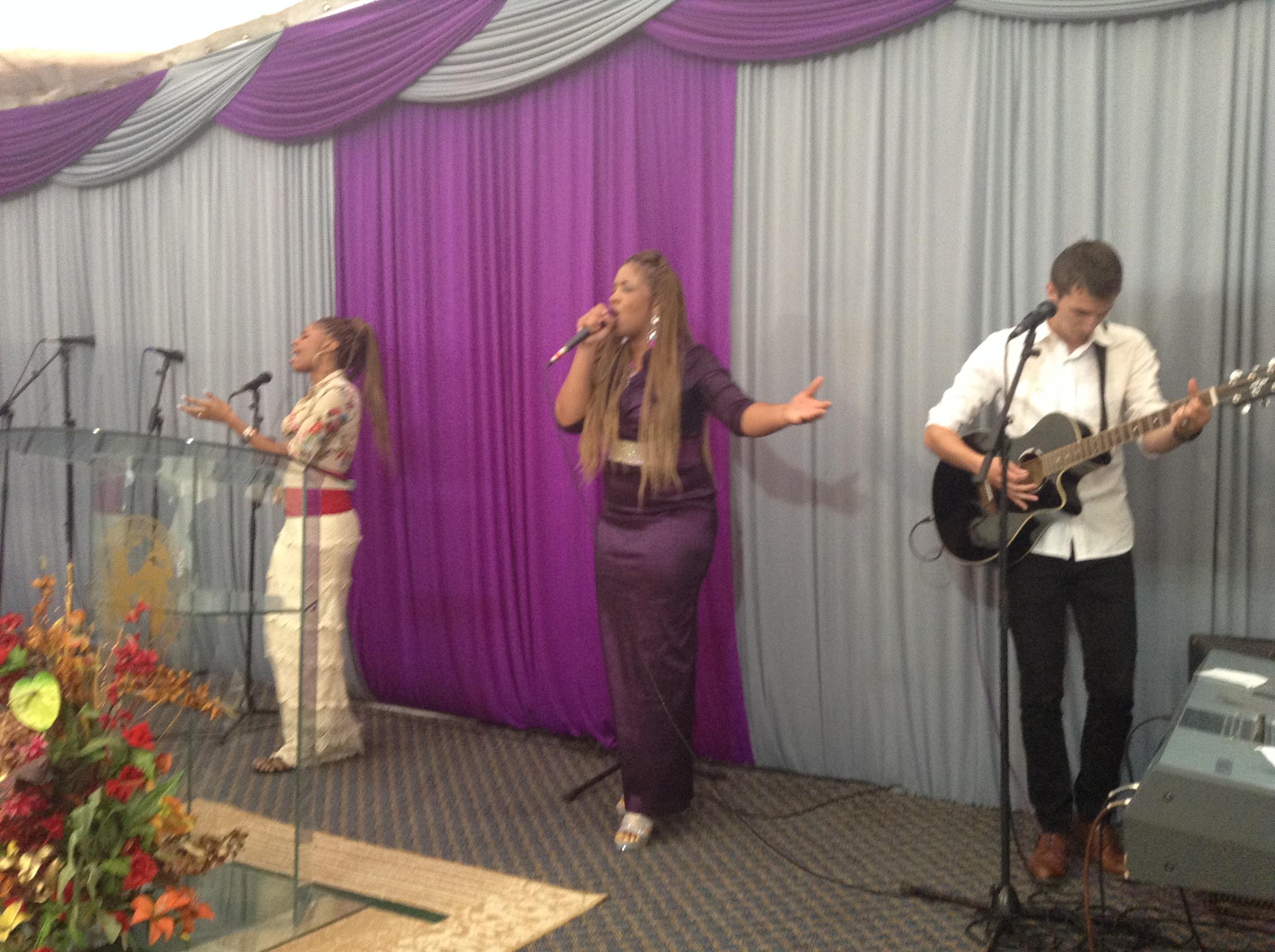 R.O.M.I. Mission Worship Team