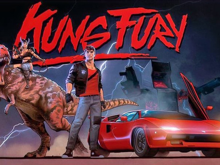 Kung Fury, la película