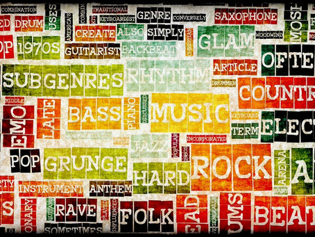 Sobre los géneros musicales