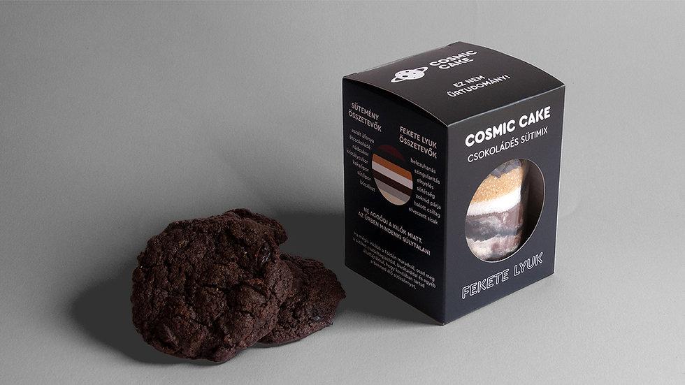 Cosmic Cake Black Cookie Mix