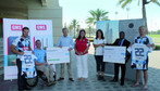Speranza 22 players raise Dh21,000 for charity