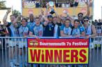Bournemouth 7s Champions