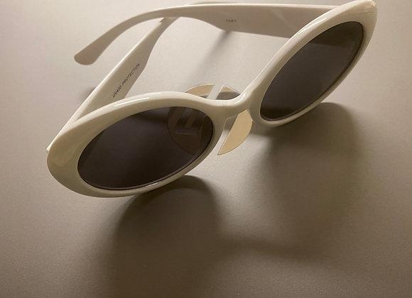 White Sunglass