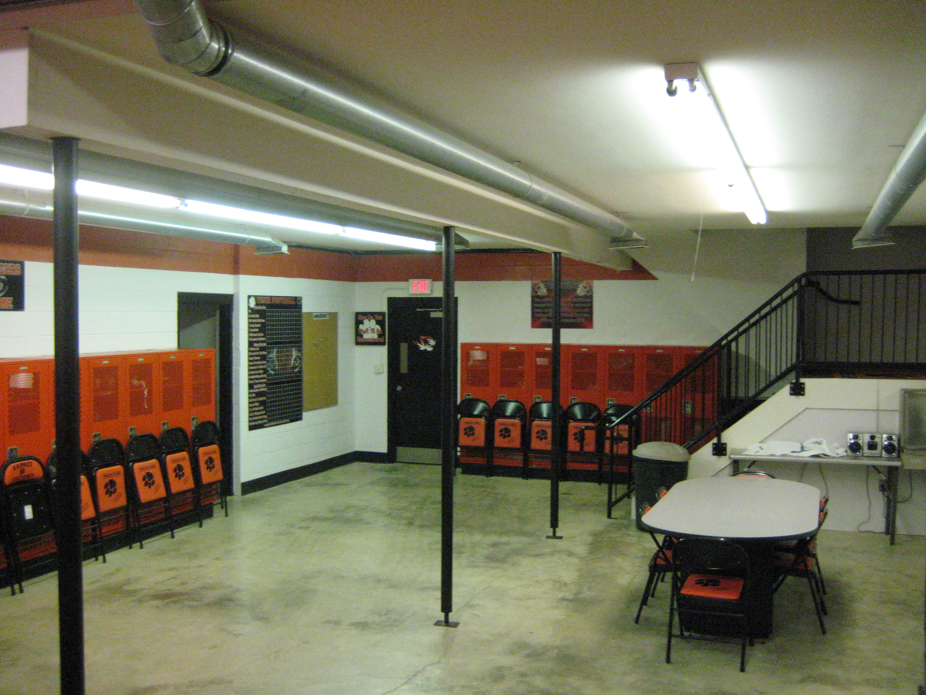 Varsity Lockerroom #2