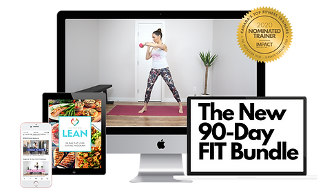 The 90-Day Fit Bundle by Micaela Fitness