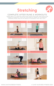 Stretching Routine For Runners