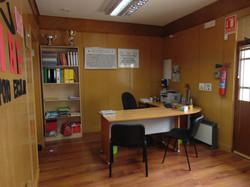 Recepción/sala de espera