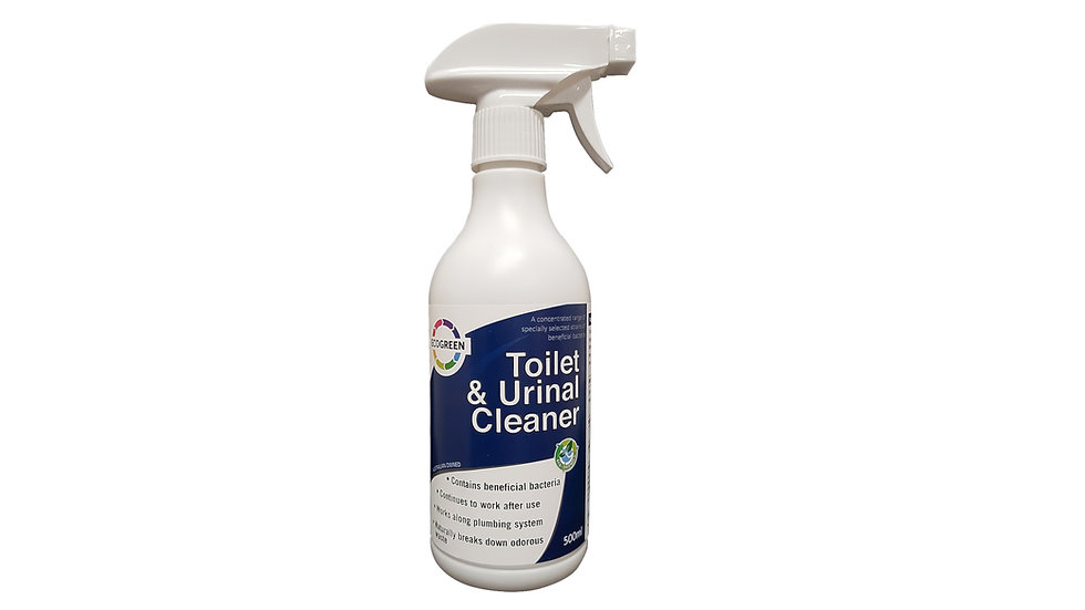 Toilet & Urinal Cleaner 500ml