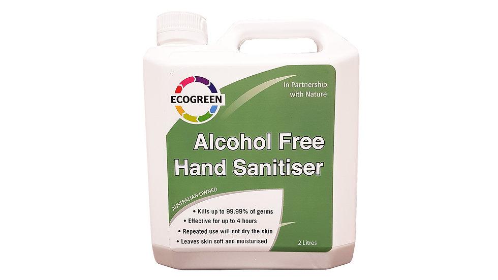 Alcohol Free Hand Sanitiser Foam 2 Lt