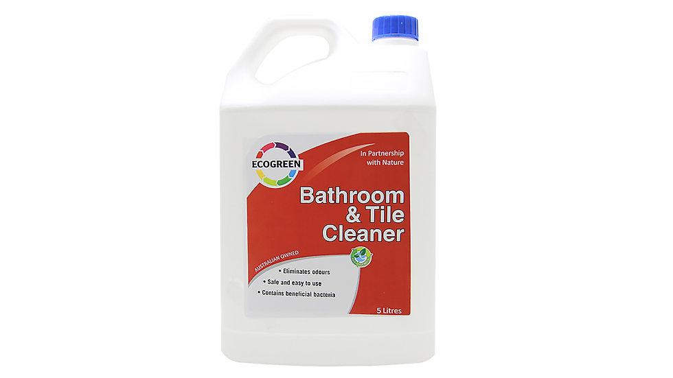 Bathroom & Tile Cleaner 5 Lt