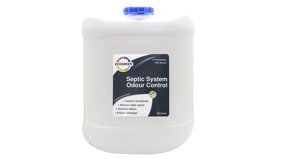 Septic System Odour Control 20 Lt