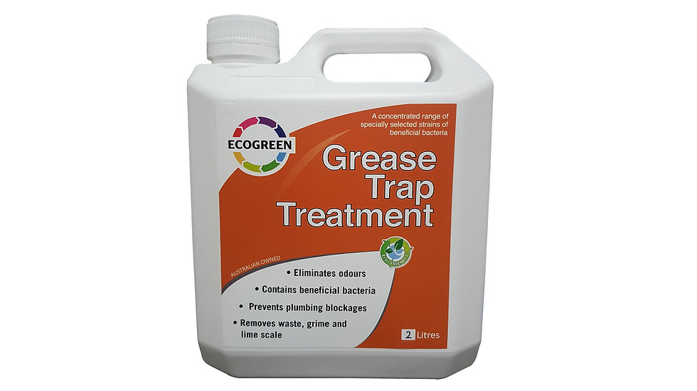 Grease Trap Treatment 2 Lt