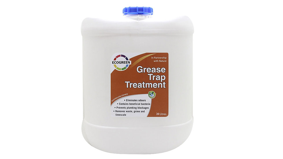 Grease Trap Treatment 20 Lt