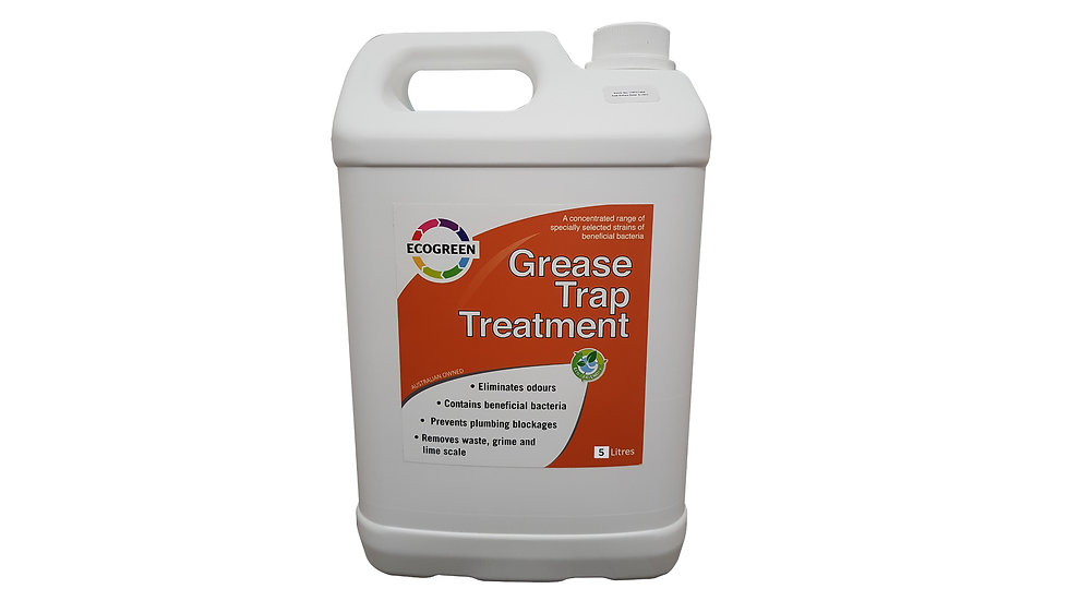 Grease Trap Treatment 5 Lt