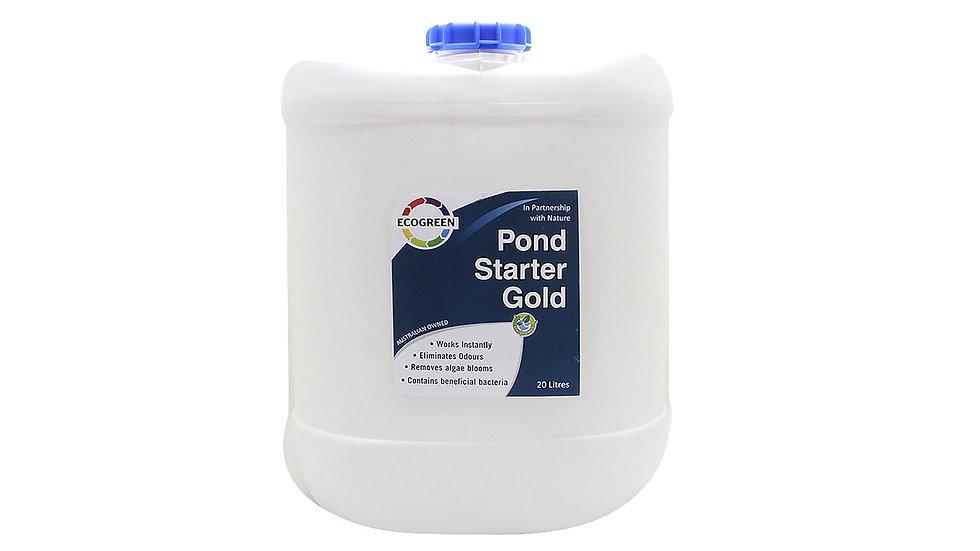 Pond Starter Gold 20 Lt