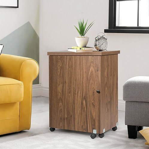 Craft Table Shelf Storage Cabinet Home Furniture