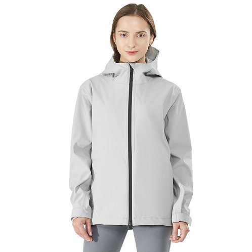 Women's Weather-Proof Jacket with Cuffs