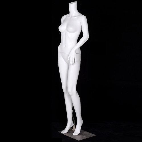 Plastic Female Mannequin