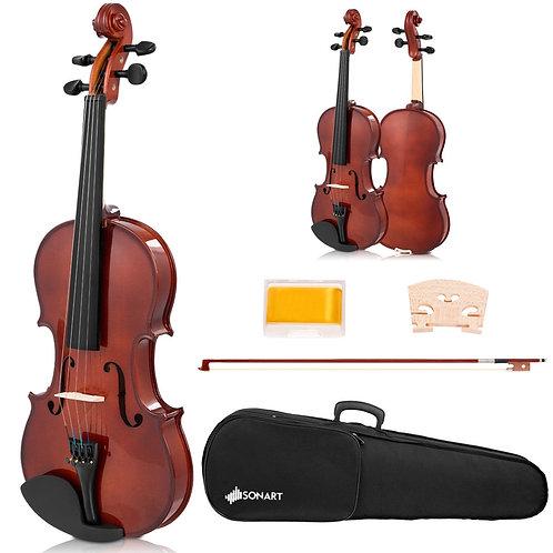 Solid Wood Student Starter Violin