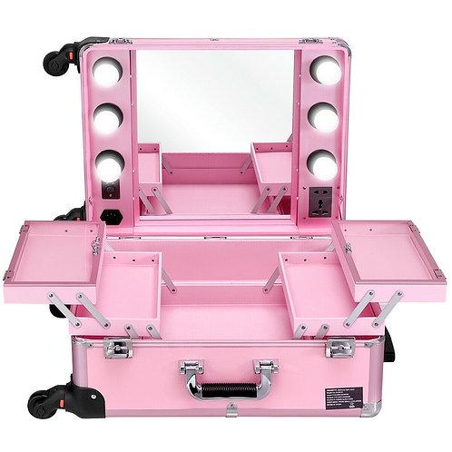 Makeup Case Light Wheeled Organizer (Studio Artist)