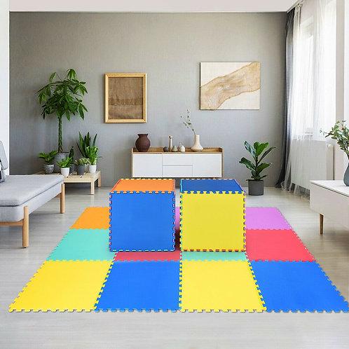 Kids Carpet Puzzle Exercise Mat