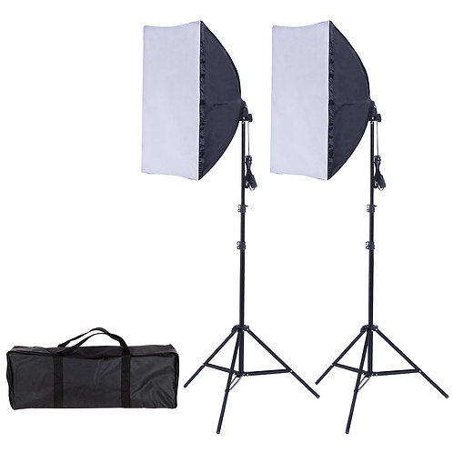 Light Bulb Photography Lighting Kit