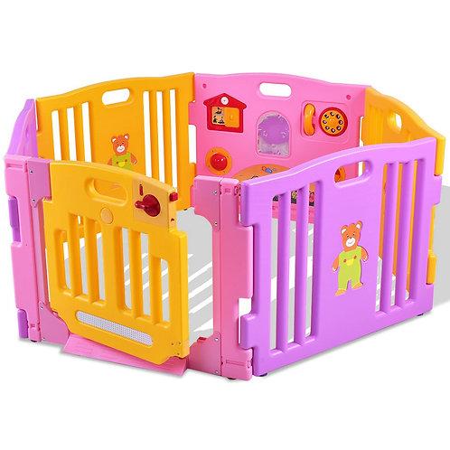 Playpen Kids Safety Play Center Yard